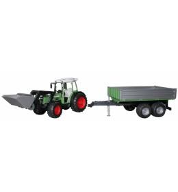 Bruder Traktor Fendt sa prikolicom i utovarivacem 019990