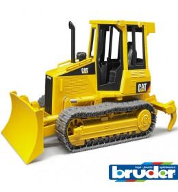 Bruder traktor guseničar CAT 02443