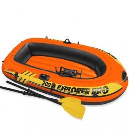 Čamac Explorer PRO 200 set