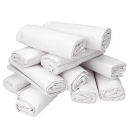 Čaršav  beli 135x240cm