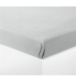 Čaršav light grey 220x250cm