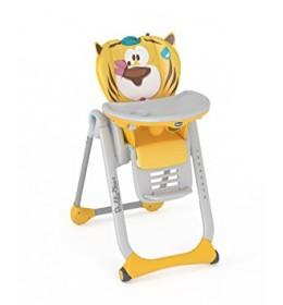 Hranilica Chicco Polly 2 Start Peaceful Jungle tigar