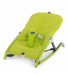 Ležaljka Chicco Pocket Relax Green