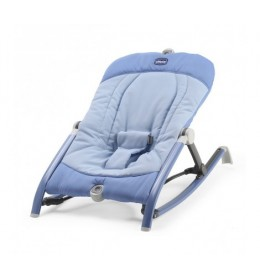 Ležaljka Chicco Pocket Indigo plava