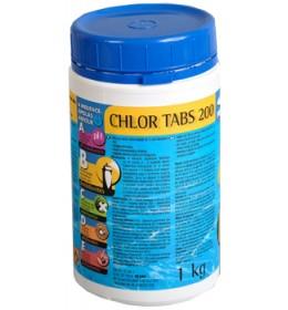 Chlortabs 1kg/200g