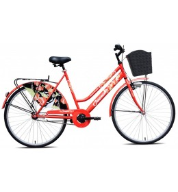 City Bike Adria Jasmin 28 Crvena 18