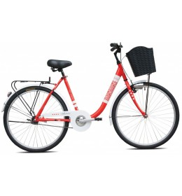 City Bike Adria Melody 26 Crvena 17