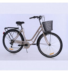 City Bike Atina 28in 6 bež