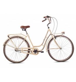 City Bike Bianka 28 Krem i Braon 20