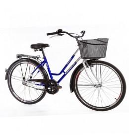 City Bike Classic 28in plava-srebrna