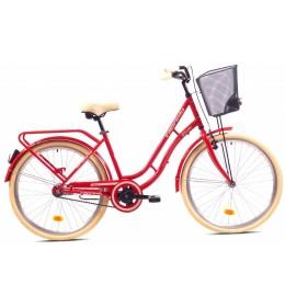 City Bike Picnic 26 Crvena i Bež 17