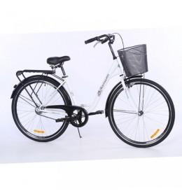 City Bike Zefirus 28in bela