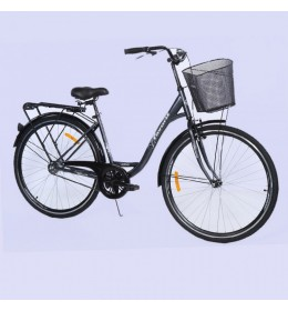 City Bike Zefirus 28in siva