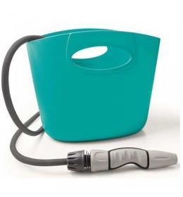 Crevo za zalivanje sa korpom Aquapocket plava