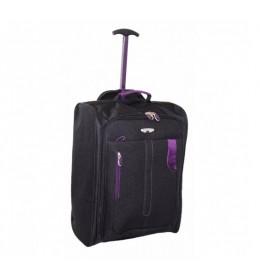 Putni kofer crno-ljubičasti JBTB 53