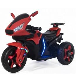Dečiji motor 3 na akumulator za decu 12V  Crveni