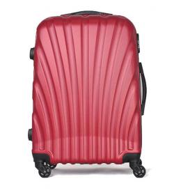 Kofer za putovanja Kofer 28' ABS crveni