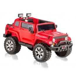 Crveni džip na akumulator  Dvosed