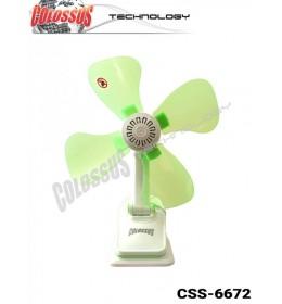 Štedljivi ventilator CSS-6672