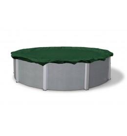 Zaštitni prekrivač za bazen 4,6 x 1,20 čelična konstrukcija