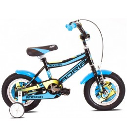 Dečiji Bicikl Rocker 12'' Crna i Plava