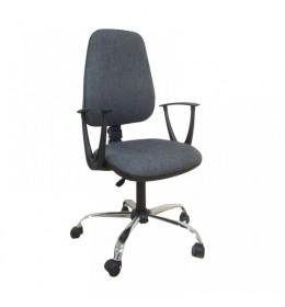 Daktilo stolica M 180 cp/hrom/pvc