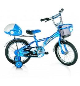 """Dečija bicikla 16"""" Viking Plavi"""