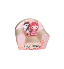 Dečija fotelja Fairy Friends