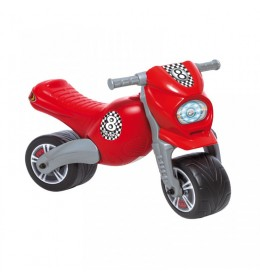 Dečija guralica tricikl Cross 8 Motor Bike crvena