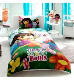 Dečija posteljina Disney DORA&BOOTS