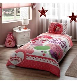 Dečija posteljina Disney Strawberry shortcake good night
