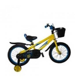 "Dečiji Bicikl AIER 12"" Žuta"