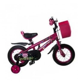 "Dečiji Bicikl AIER 16"" Pink"