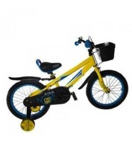 "Dečiji Bicikl AIER 16"" Žuta"