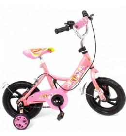 """Dečiji bicikl Glory Bike 12"""" roza"""