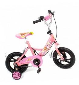 """Dečiji bicikl Glory Bike 14"""" roza"""