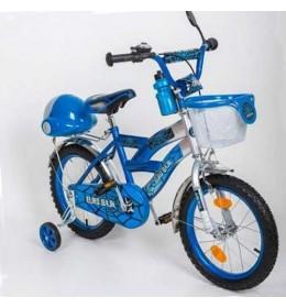 Dečiji bicikl BMX 20 plavi