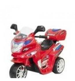 Dečiji motor na akumulator Glory Bike crveni