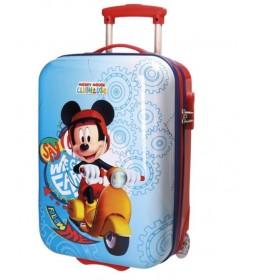 Dečiji ABS kofer 50 cm Mickey Vespa 40.203.61