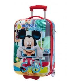 Dečiji ABS kofer 55 cm Mickey Smile 24.204.51
