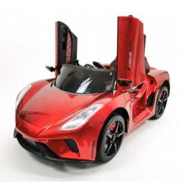 Dečiji auto na akumulator 2441 Metalik Crvena