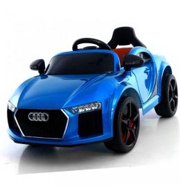 Dečiji auto na akumulator Audi Mini plavi