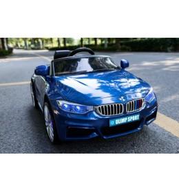 Autić na akumulator BMW 8 plavi