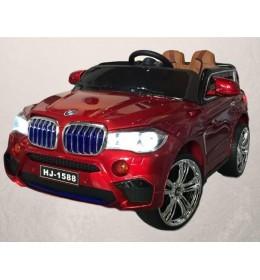Dečiji auto na akumulator BMW X5 sa kožnim sedištem i mekim gumama