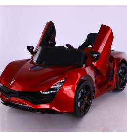 Dečiji auto na akumulator LA Ferrari crveni
