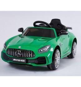 Dečiji auto na akumulator licencirani MERCEDES GT AMG 2018 zeleni