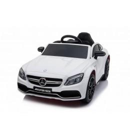 Dečiji auto na akumulator Mercedes C63 AMG LICENCIRANI Beli
