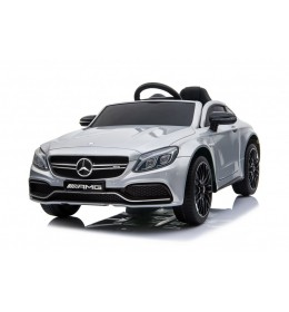 Dečiji auto na akumulator Mercedes C63 AMG LICENCIRANI Siva