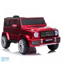 Dečiji auto na akumulator Mercedes G63 Crveni