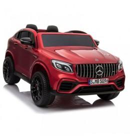 Dečiji auto na akumulator Mercedes GLC 63 S AMG licencirani dvosed crveni